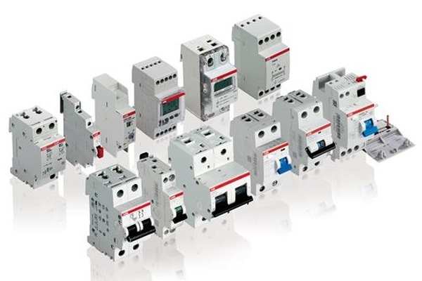 Modular DIN-rail products