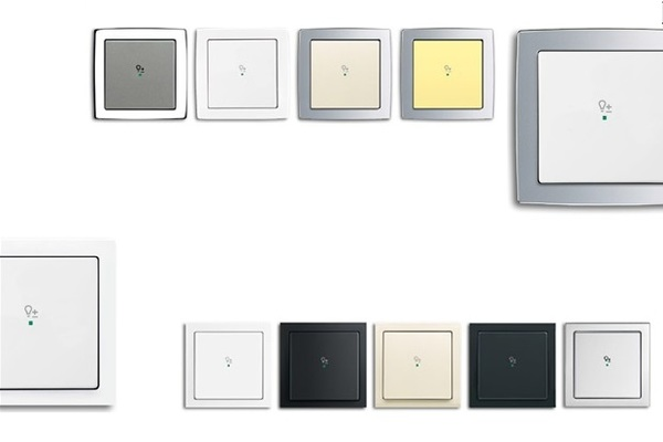 Residential switch & socket outlet